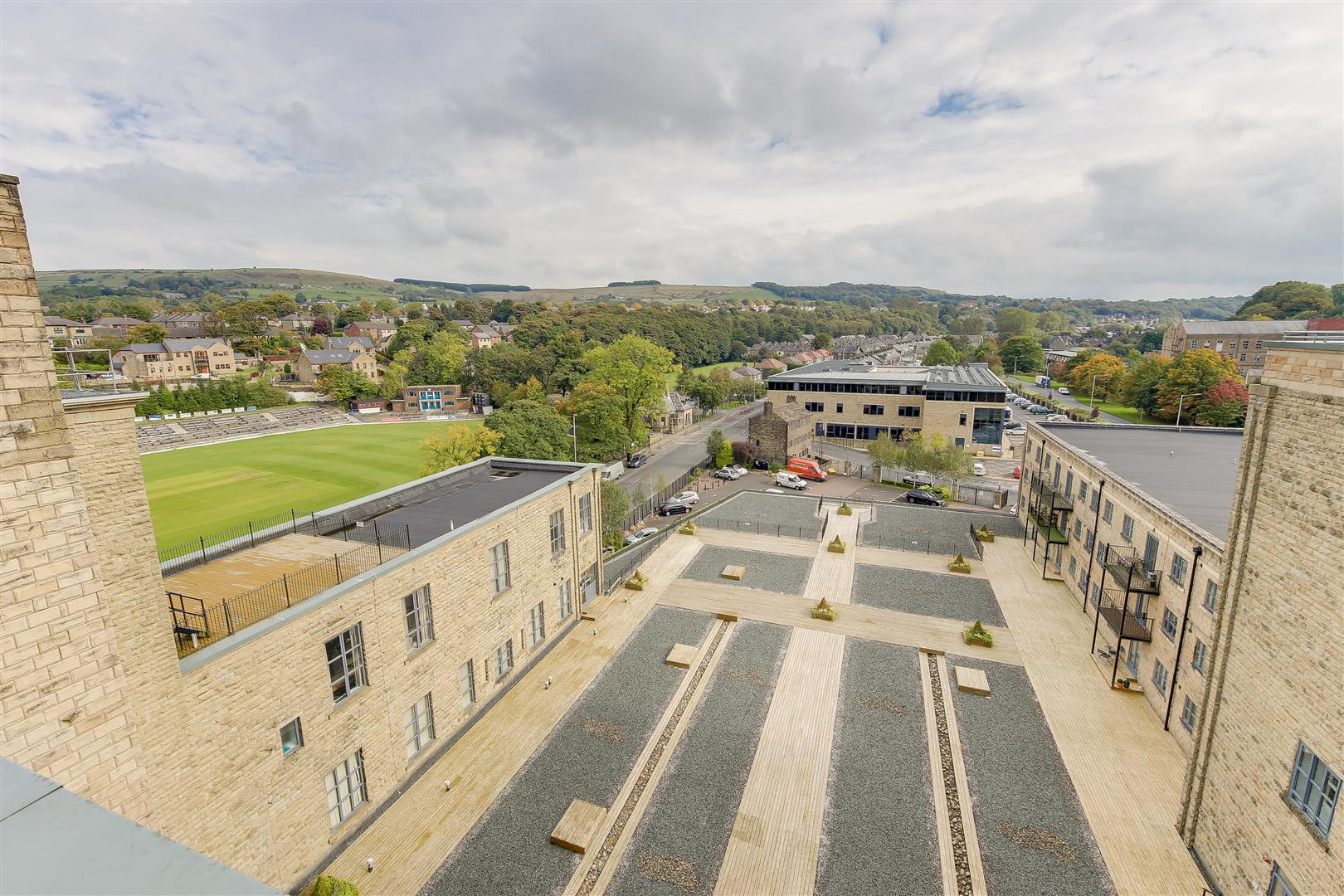 2 Bedrooms Penthouse Flat for sale in Ilex Mill, Bacup Road, Rawtenstall, Rossendale